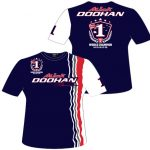 MICK DOOHAN '5 TIMES WORLD CHAMPION' EDITION TSHIRT