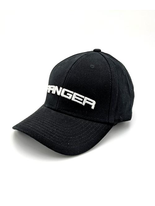 FR19H-312_FORD RANGER MENS CAP BLACK