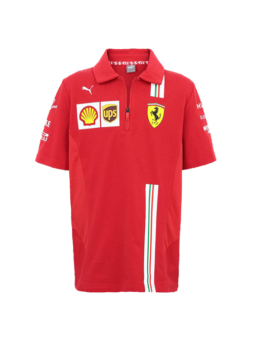 76291401_FERRARI_KIDS_TEAM_POLO