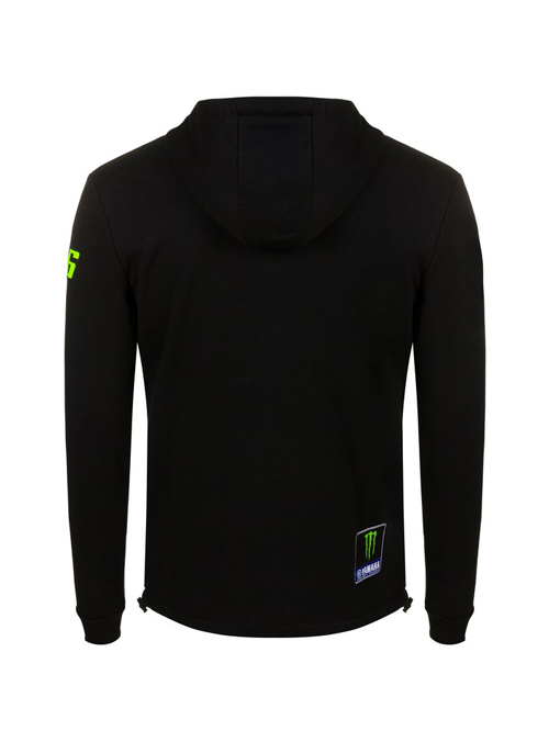 YMMFL396604_VALENTINO_ROSSI_DUAL_YAMAHA_POWER_LINE_MENS_HOODED_FLEECE_BACK