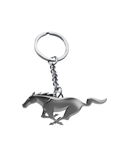 FM20A-467_FORD_MUSTANG_METAL_KEYRING