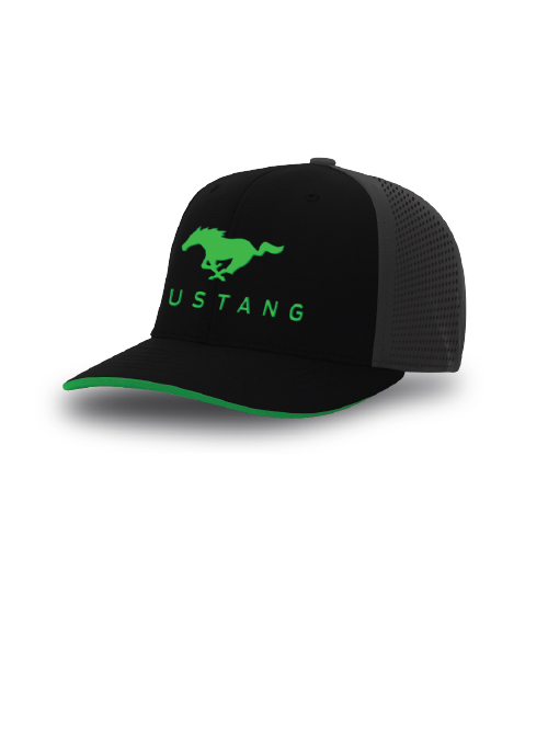 FM20H-469_FORD_MUSTANG_ADULTS_LASER_CUT_CAP_FRONT
